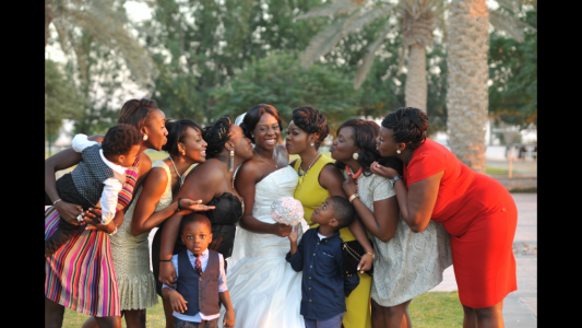 friends love dubai wedding planner nigerian