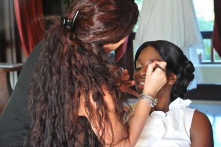 make up wedding dubai nigerian