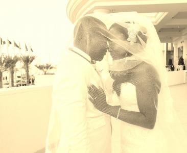 mr mrs wedding nigerian dubai