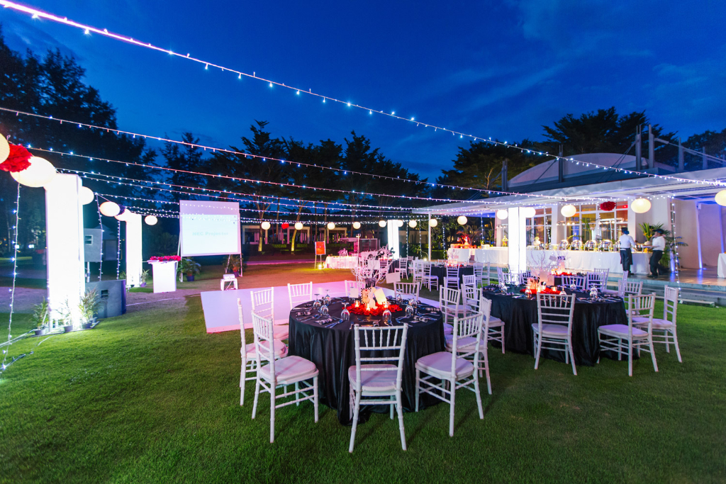 wedding decor set thailand