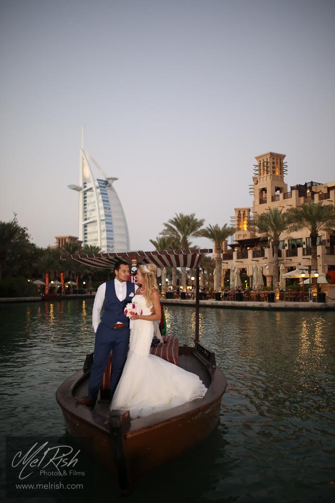 dubai burj al arab abra al qasr wedding