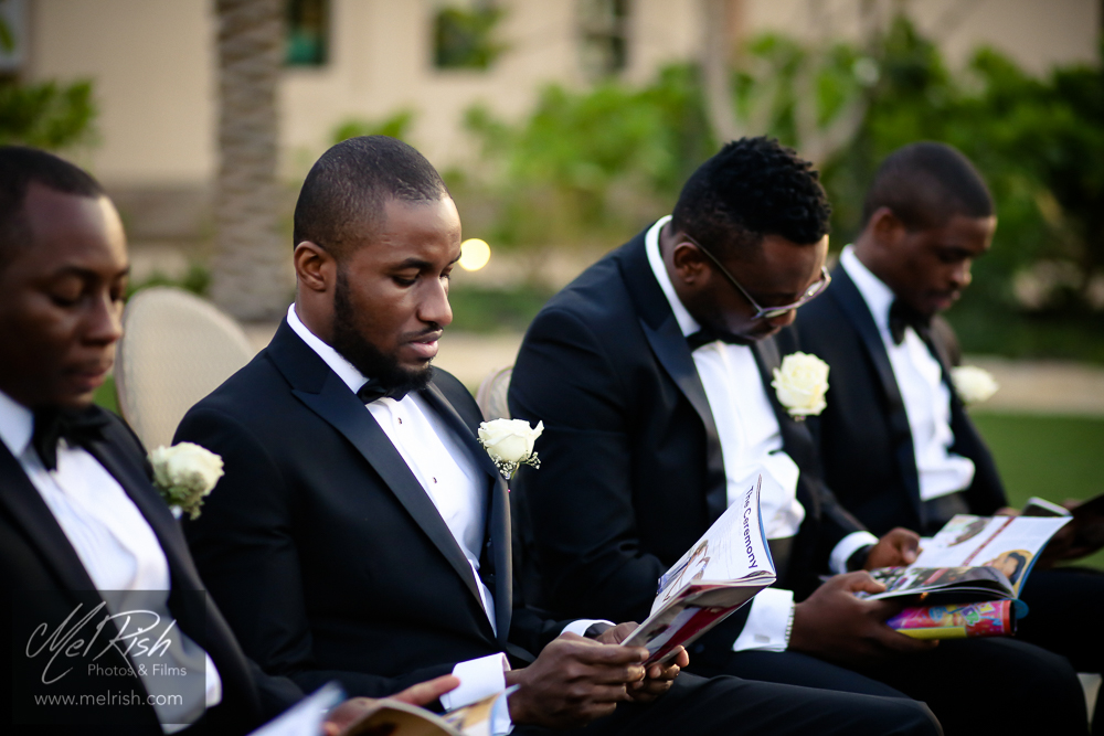 groomsmen suit wedding dubai nigerian