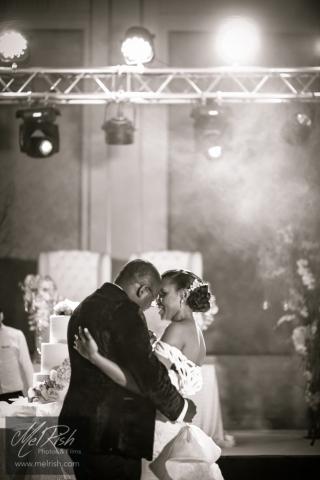 first dance wedding nigerian dubai wedding planner