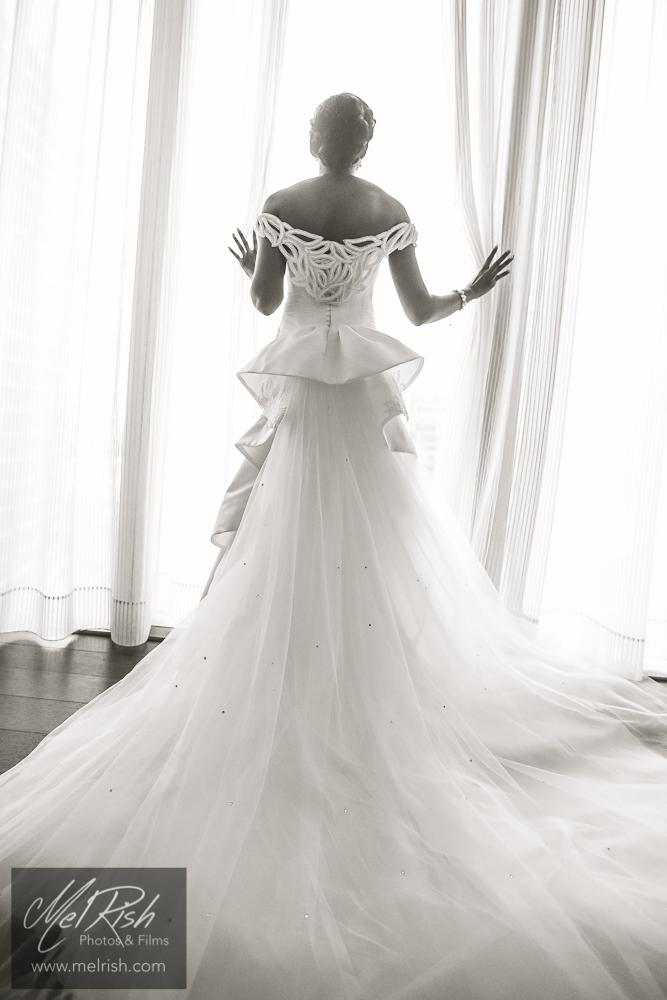 zac posen bride wedding nigerian dress